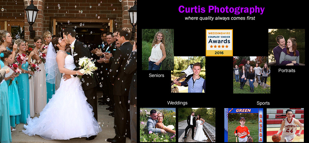 Mike Curtis - A Professional Wedding Photographer